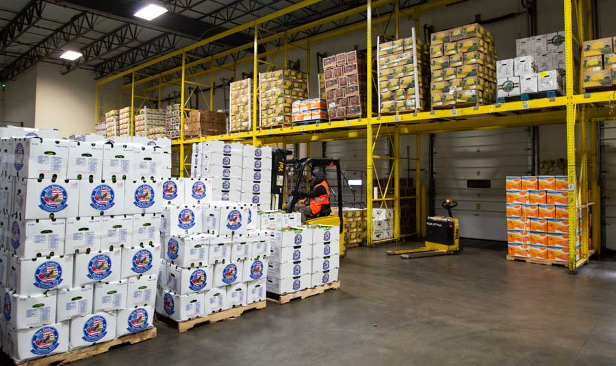 Warehousing - Heartland Produce